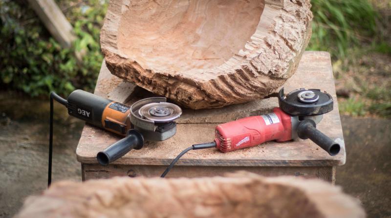 Wood sculpture course