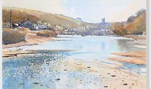 Paint the Beautiful Wye Valley
