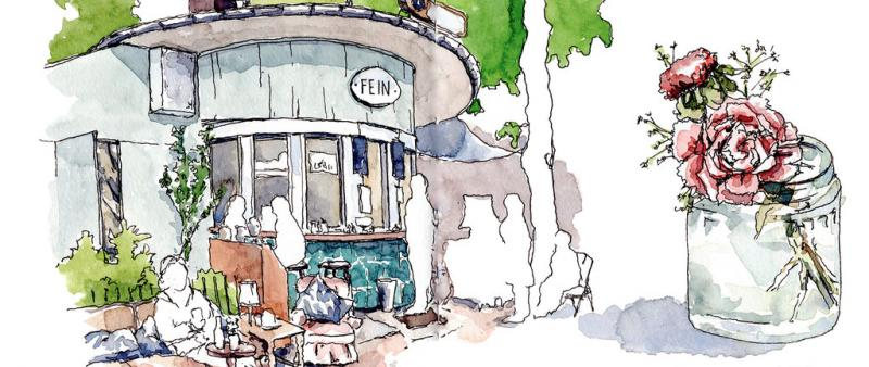 Urban Sketching - A Crash Course