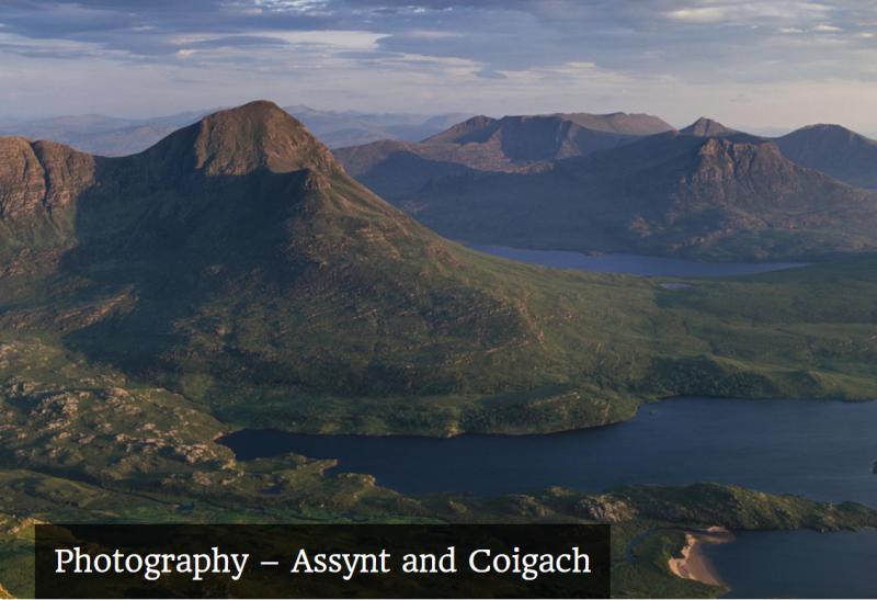 Assynt, Coigach and Torridon - Photo Tour