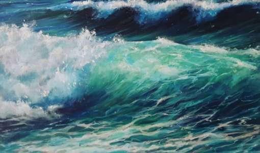 Sea, Waves, Vastness