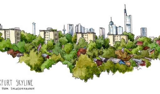 ONLINE COURSE: Nature Sketching - Adding More Life to Urban Sketches