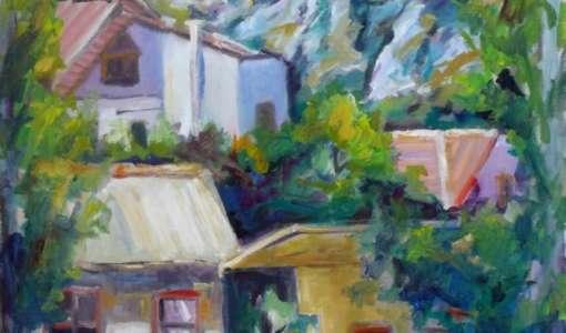 Summer Art Painting Workshop