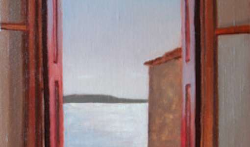 Portrait and Landscape Painting for Beginners in Lesvos