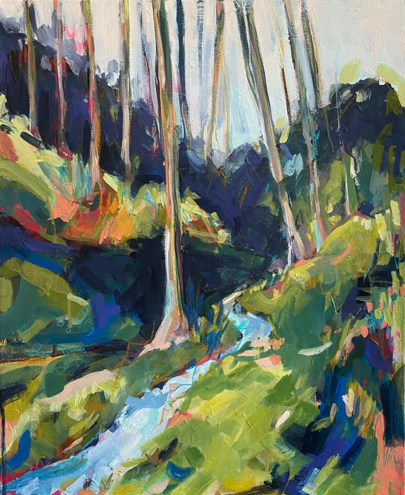 Colouring the Landscape