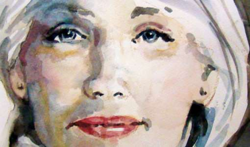 Portraiture with Watercolour