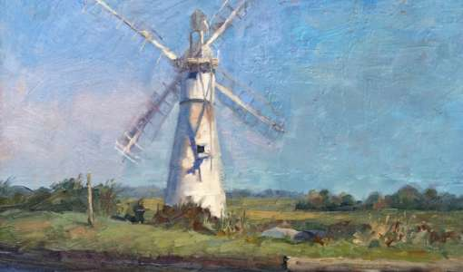 5 Days Painting in Norfolk