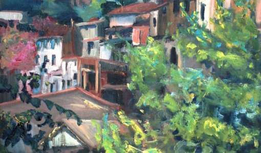7 Day Plein Air Painting Holiday - Late Spring in L'Herault
