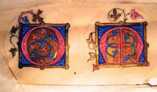 Illumination on Parchment