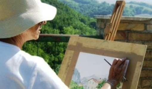 Florence Watercolour Workshop