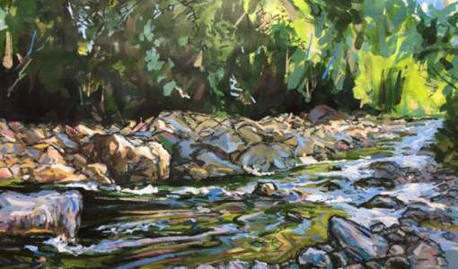 Painting Holiday in Perigord/Limousin France