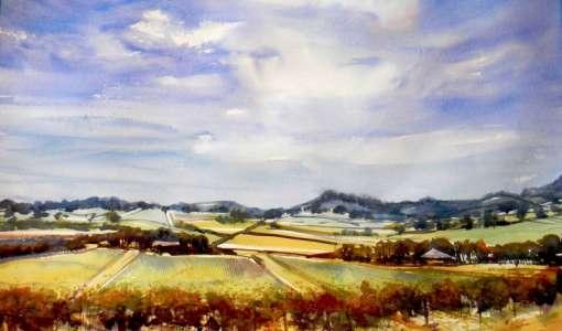 Watercolor Painting Workshop Costa Brava