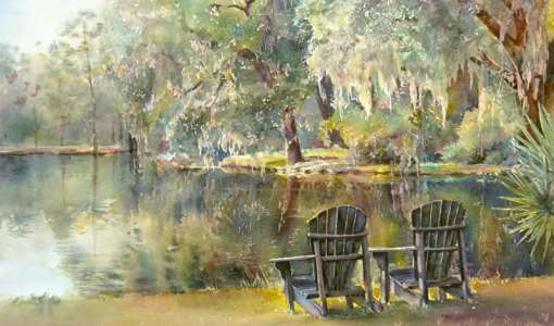 Plein Air Painting Holiday