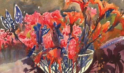 En Plein Air: Watercolour, Acrylic, Pen & Wash
