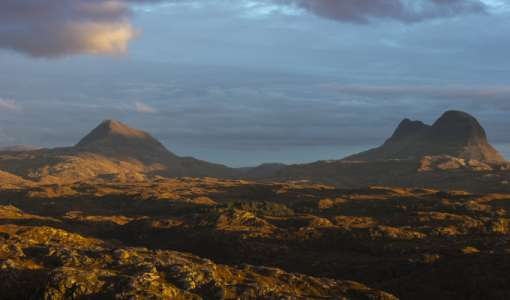 Assynt, Coigach and Torridon - Photo Tour