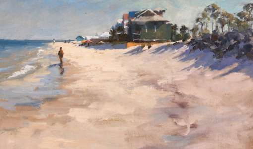 Plein Air Painting with Vicki Norman