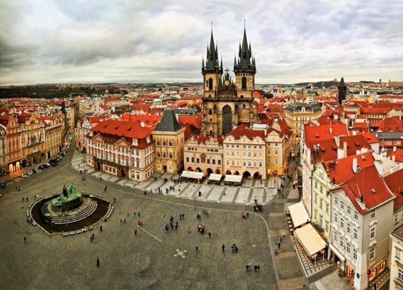 Budapest & Prague Photo Adventure