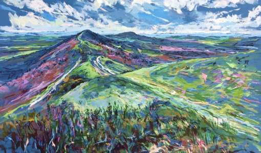 Plein air: Landscape painting holiday in Tuscany