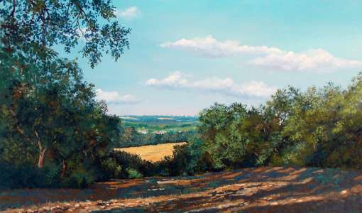 Sketching and Painting Holidays in the Glorious Bergerac Region of France