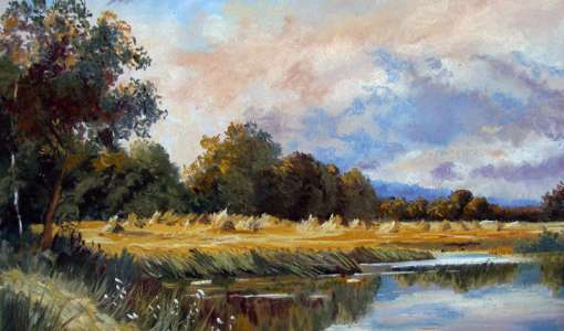 Introduction to Water-Mixable Oil Painting