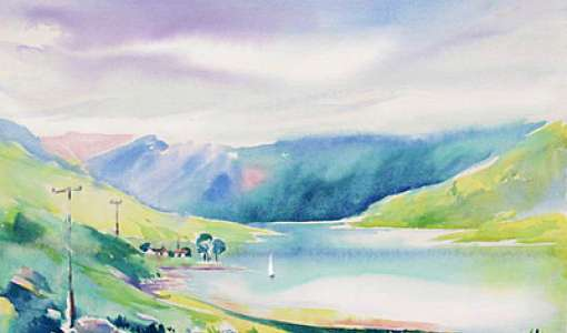 Painting Holidays with Bettina Schroeder