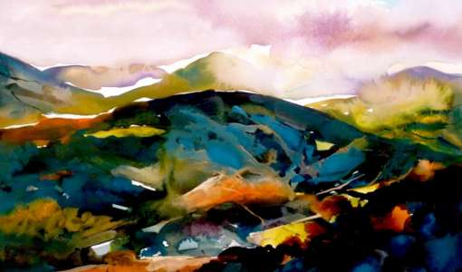 Watercolour with Janet Weight Reed
