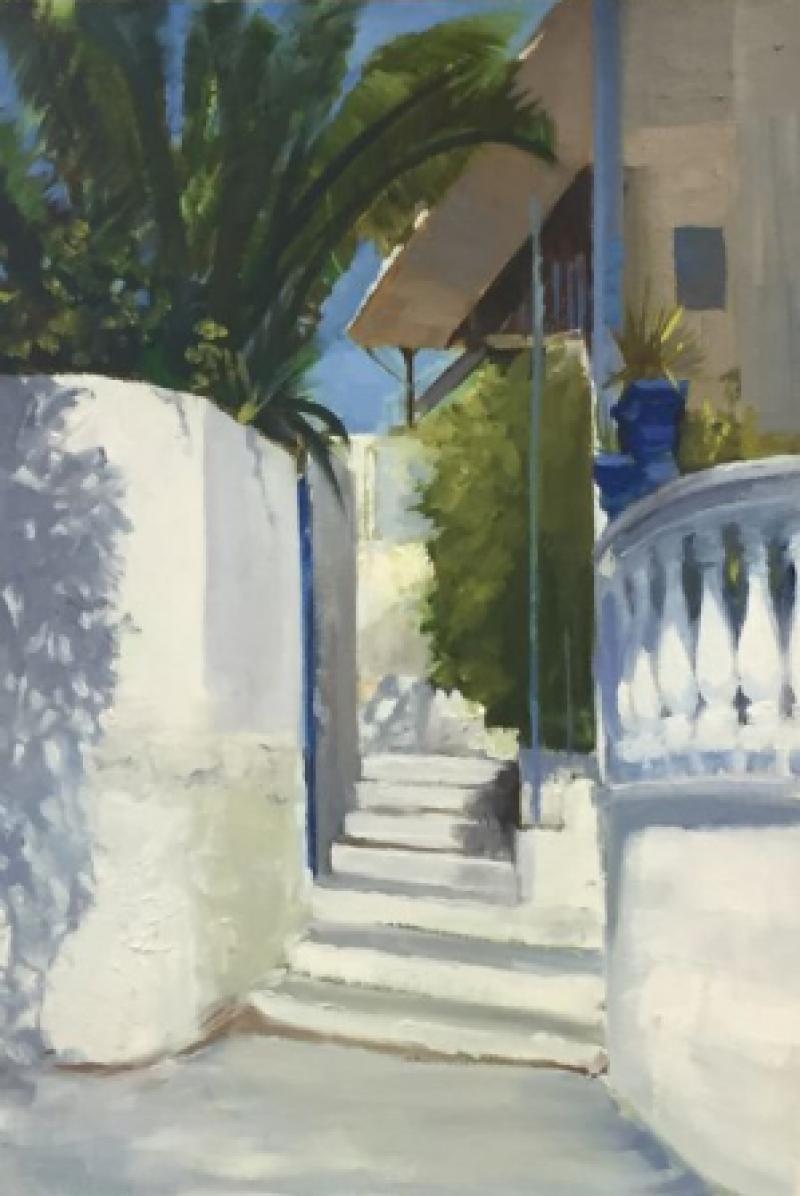 Greek Painting Trip
