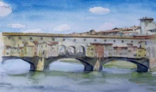 Florence Watercolour Course