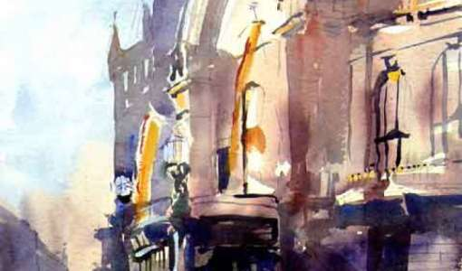 Paint Venice with the incredible Paul O'Kane