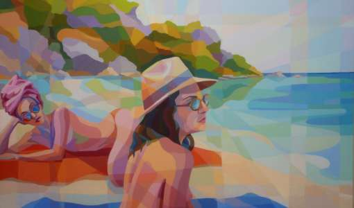 Greece Art Painting Course