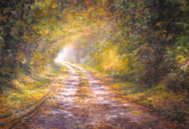 Gouache: Painting Landscape and Nature