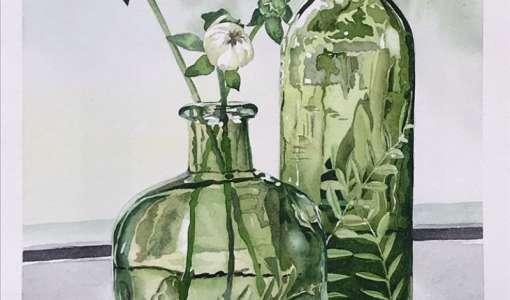 Watercolour Magic and Mixed Media