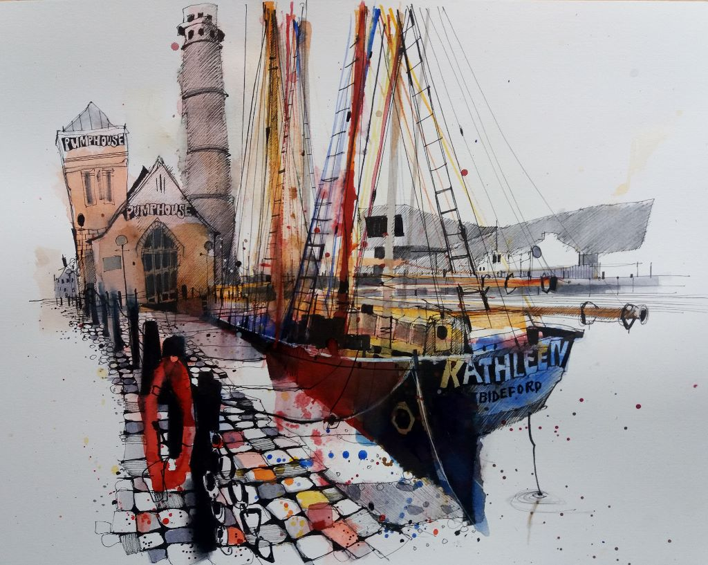 The Pumphouse and Canning Dock_Ian Fennelly.jpg